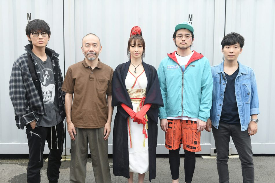 King Gnu 井口理、『MIU404』で地上波ドラマ初出演 りょう&塚本晋也も ...