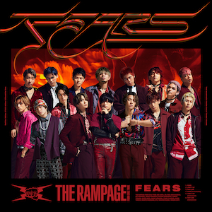 THE RAMPAGE from EXILE TRIBE FEARS(CD)