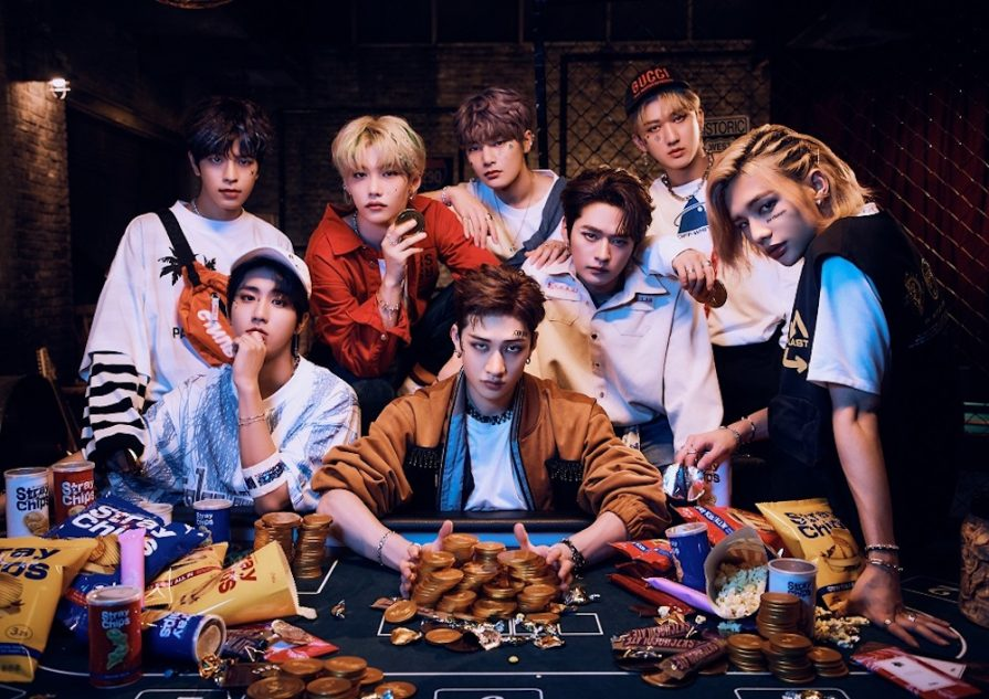 Stray Kids、ミニアルバム『ALL IN』より「Back Door -Japanese ver.-」先行配信