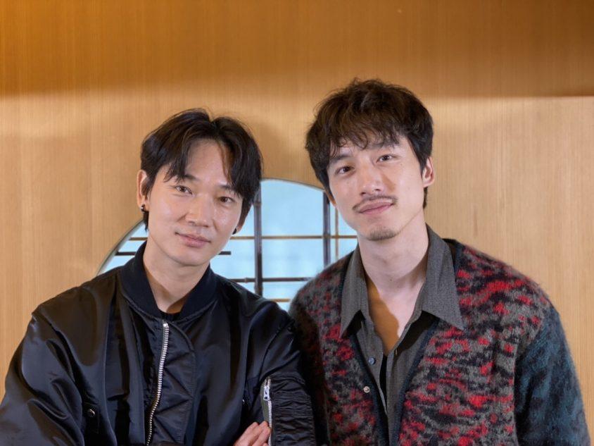 綾野剛に密着した特別番組が11月8日に放送 事務所の後輩・坂口健太郎と ...