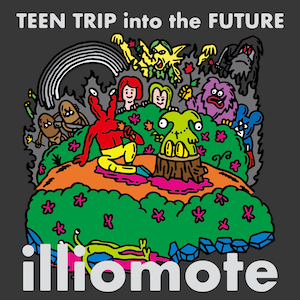 Teen Trip Into The Future