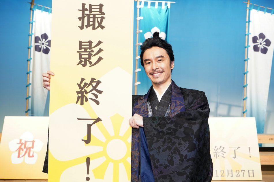 【朗報】長谷川博己さん「麒麟がくる」で格上がり、ギャラ大幅増か?