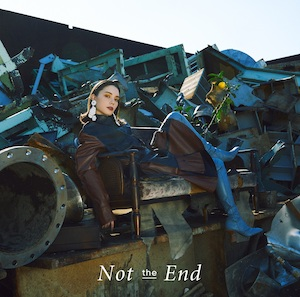 『Not the End』通常盤