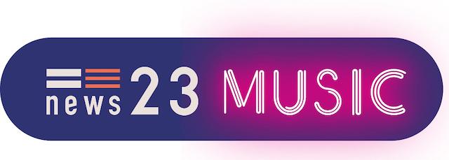 「news23 MUSIC」