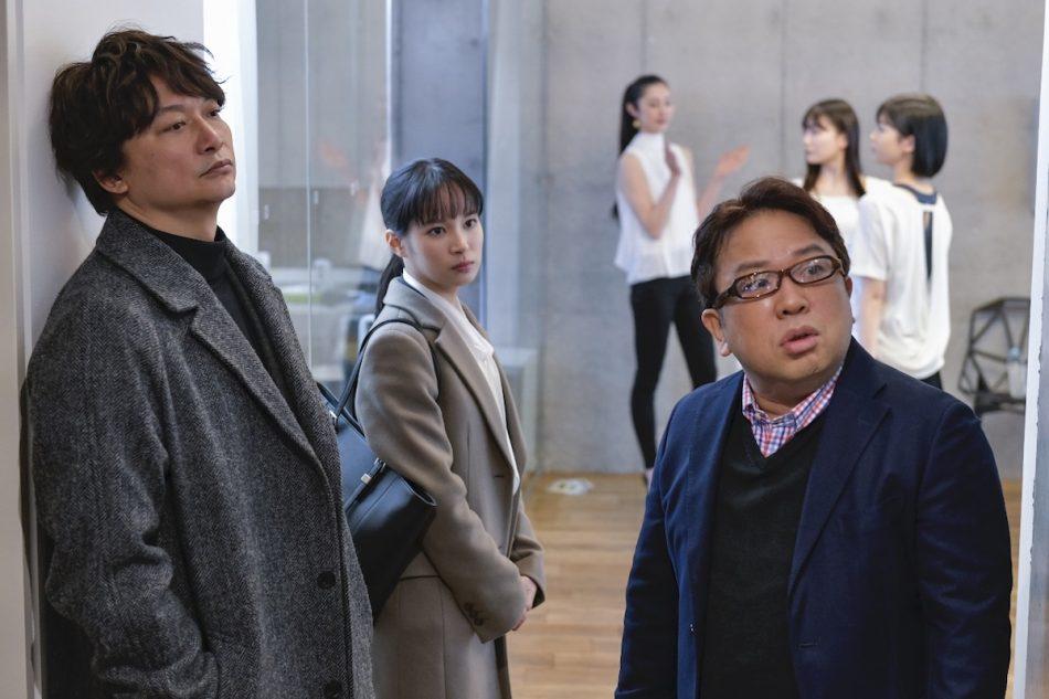 キャイ~ン、『アノニマス』第1話にサプライズ登場! 親交の深い香取 ...
