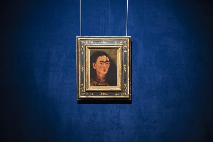 予想価格は33億円 フリーダ・カーロの絵画が史上最高額を更新か