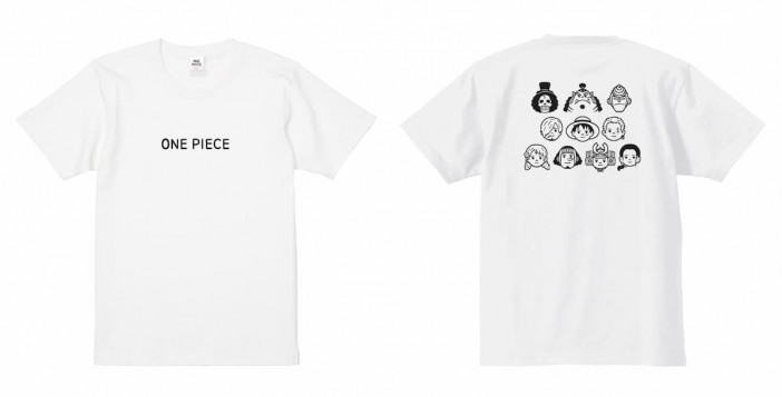 Noritake × ONE PIECE Tシャツ (麦わらの一味ver.)