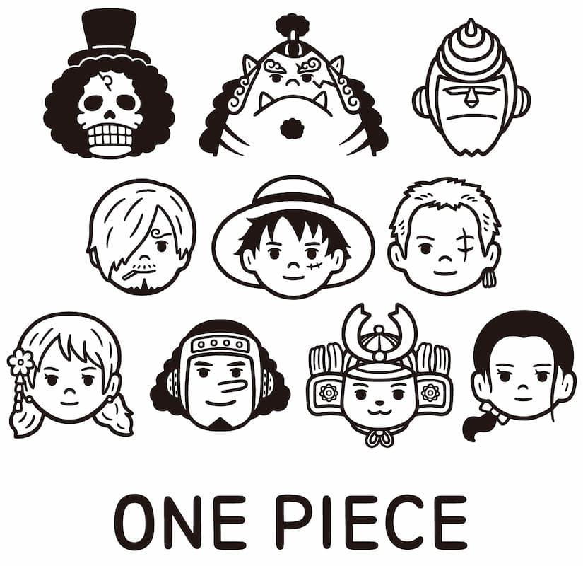 『ONE PIECE』×Noritakeコラボ